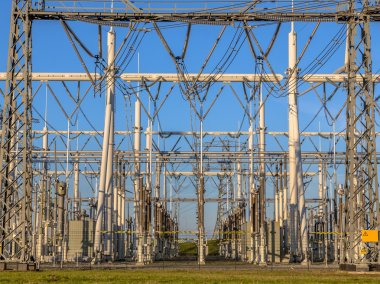 Overview of high voltage Power substation
