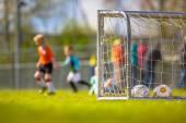 Fotografie Jugendfußballausbildung