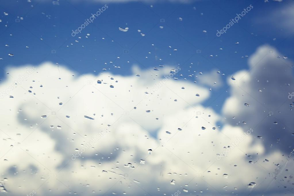 Concept variable weather conditions background