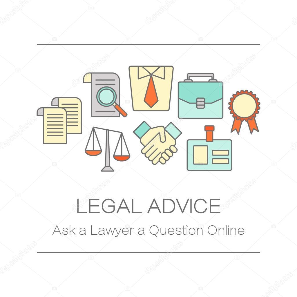 юридическая консультация об элементах