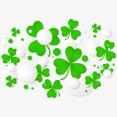 Fotografie Abstract background for St. Patricks day party poster.
