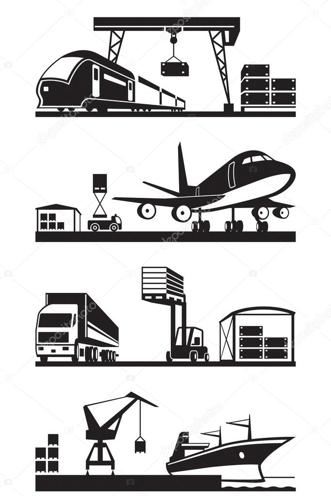 Cargo terminals in perspective