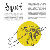 solated chobotnice s žluté skvrny