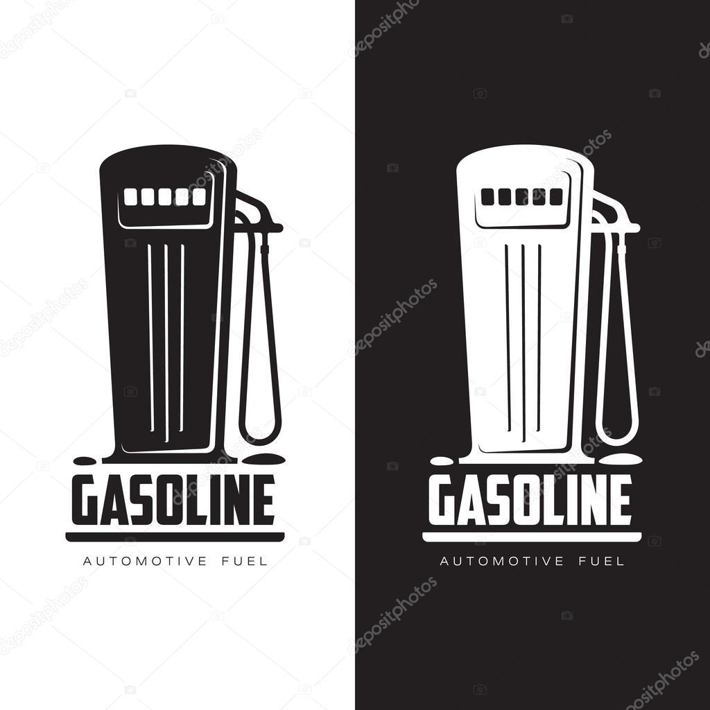 benzin istasyonu logosu � stok vekt246r 169 sabelskaya 114744382