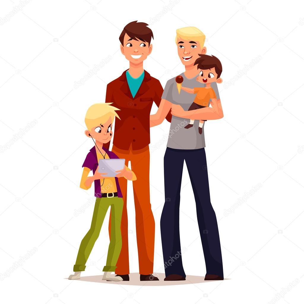 Resultado de imagem para familias gay