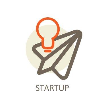 start up  Trendy Illustrations for new businesses