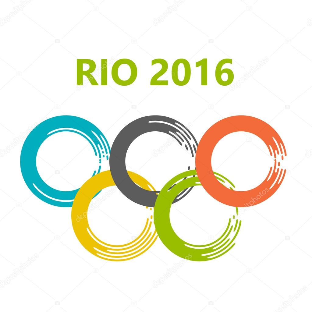 Rio 2016. Olympic Games.