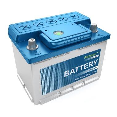 Automotive battery isolated