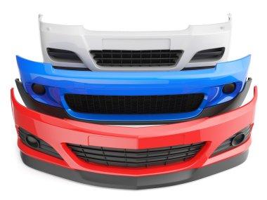 Car bumpers