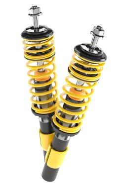 Car shock absorbers