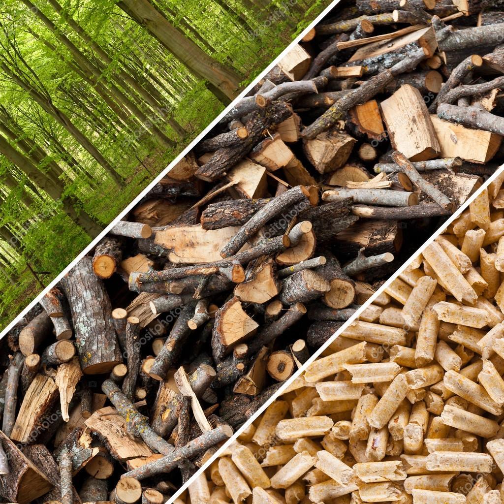 Pellet di legno foto stock antoniogravante 53555097 for Foto pellet