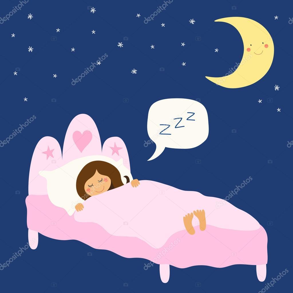 Для, прикольные мультяшные картинки дети спят
