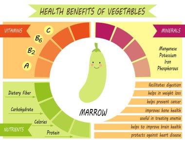 Health Benefits of Marrow