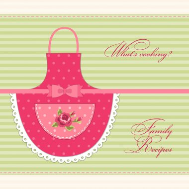 Family housewife apron