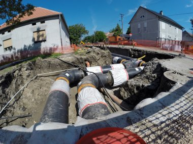 New District Heating System
