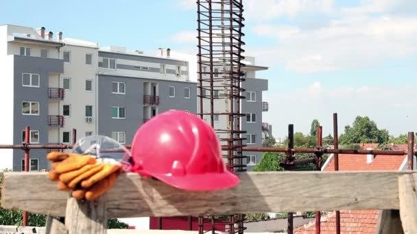 Persönliche Schutzausrüstung auf der Baustelle