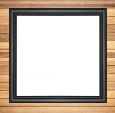 brown wooden texture picture frame