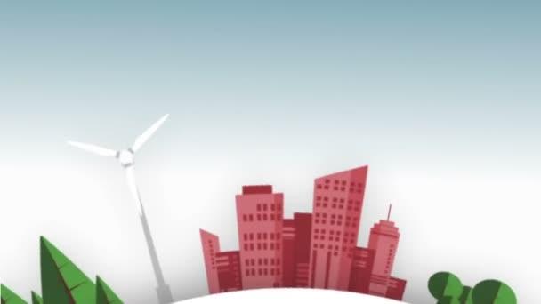 obchodní animace energetické hospodářství