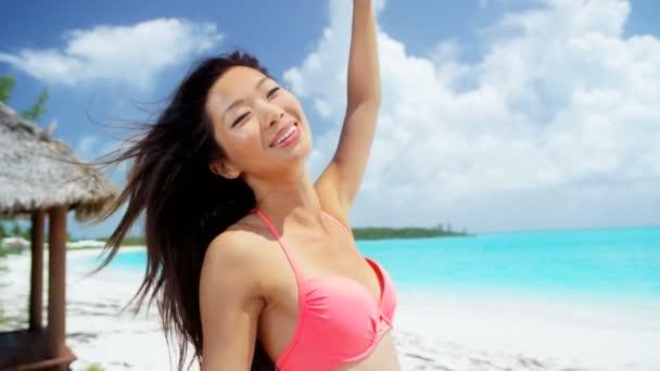 bikini video China