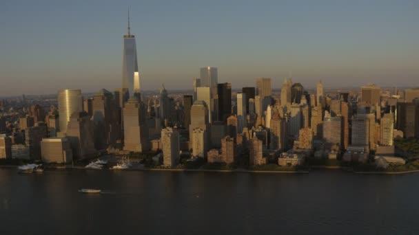 Panorama New Yorku s mrakodrapy