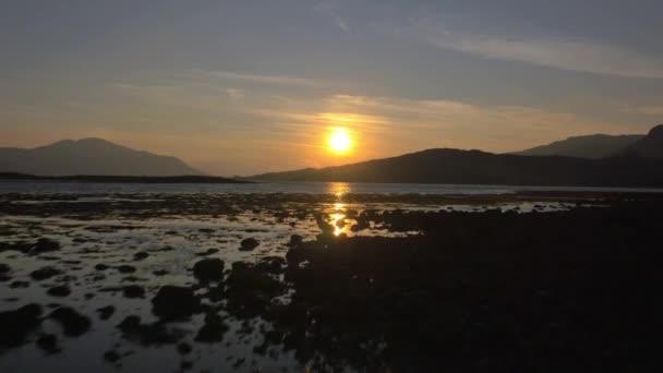 Loch Duich horské krajiny, Skotsko