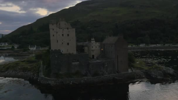 Eilean donan castle, Skotsko