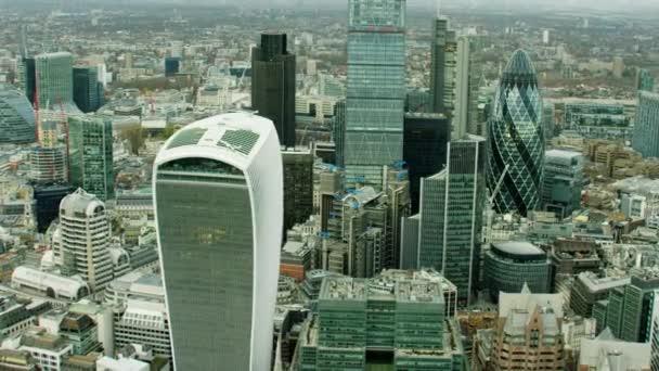 Walkie Talkie building in London
