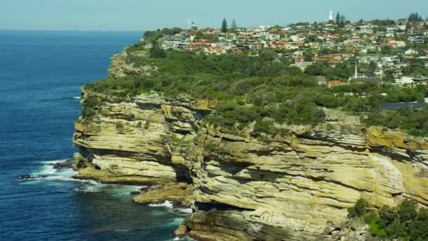 headland and Macquarie Lighthouse, Sydney