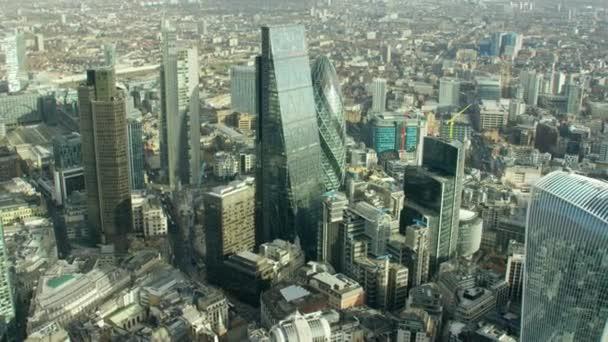 budova v anglické kapitálu z londýnské City