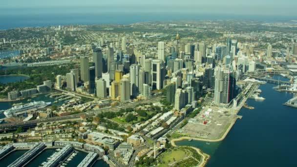Circular Quay and Darling Harbour, Sydney