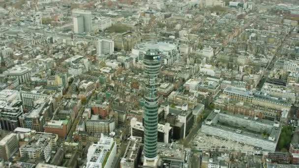 GPO Tower in London, England