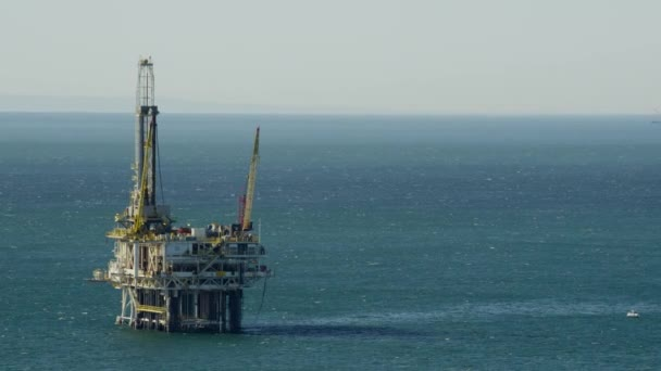 offshore gas drilling in Pacific Ocean