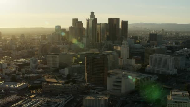 városkép Nézd a Los Angeles-i sunset