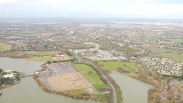 Széles körben elterjedt folyó árvízi, Anglia, Egyesült Királyság