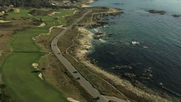 Kalifornské Monterey Road trip jednotka