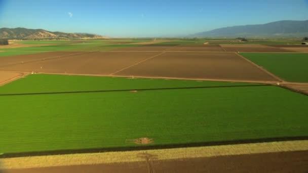 zemědělské oblasti zemědělské plodiny