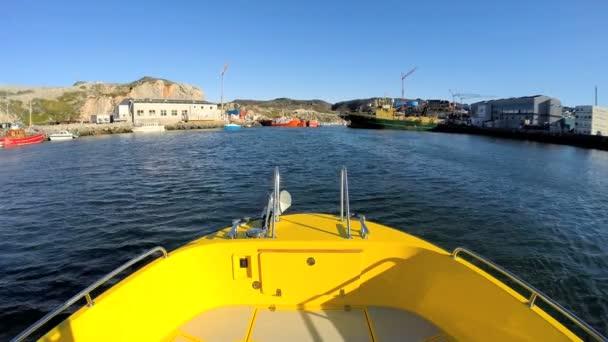 Ilulissat Icefjord Disko Bay harbor