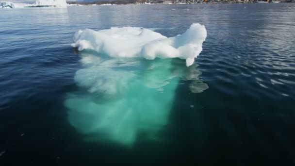 Disko Bay Ilulissat Icefjord iceberg floating