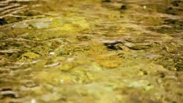 átlátszó víz hegyi rock patak
