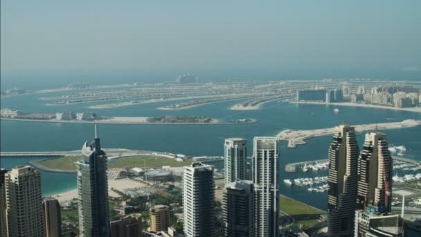 Dubai Skyline Palm Jumeirah Island