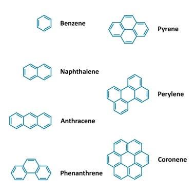 Chemical structural formulas