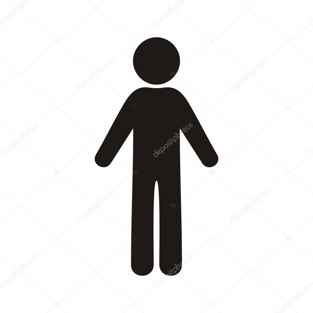 사람 아이콘 — 스톡 벡터 © blumer-1979 #71641507