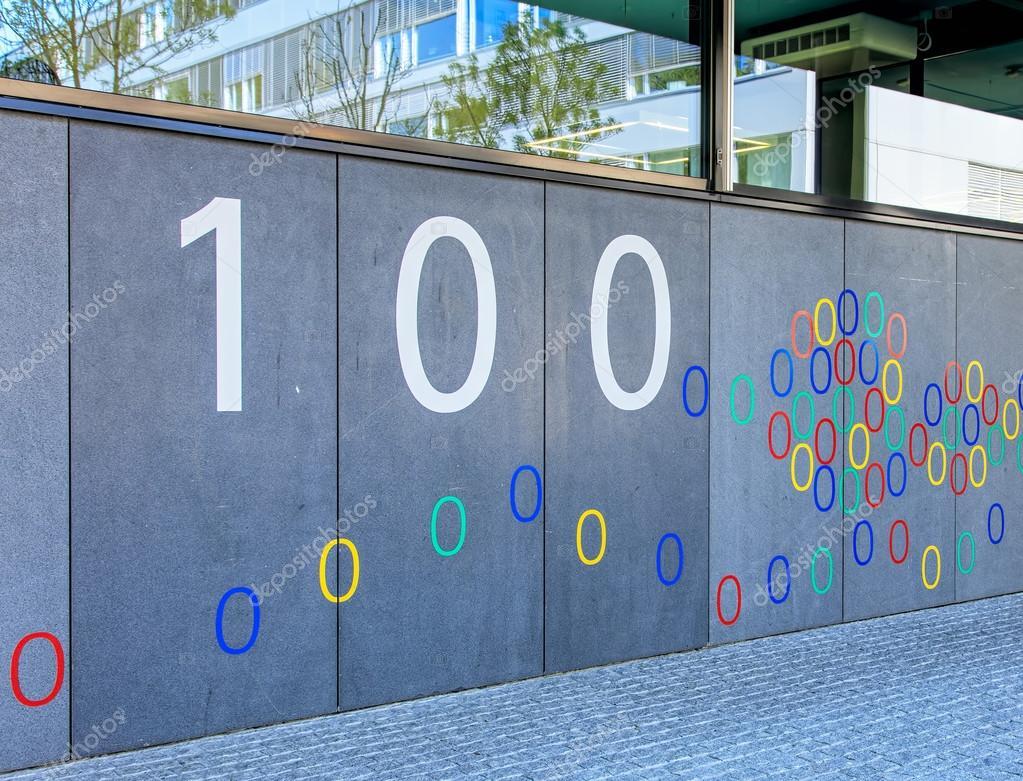 google office switzerland. Wall Of The Google Office Building In Zurich, Switzerland \u2014 Stock Photo