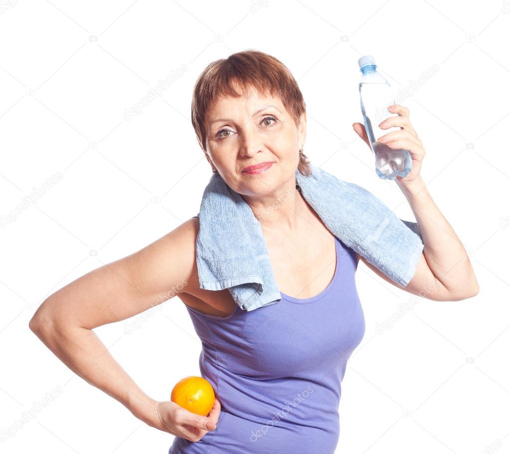 Как похудеть при климаксе народными средствами быстро