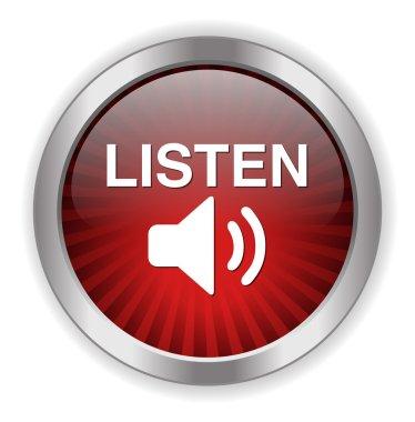 Listen button icon