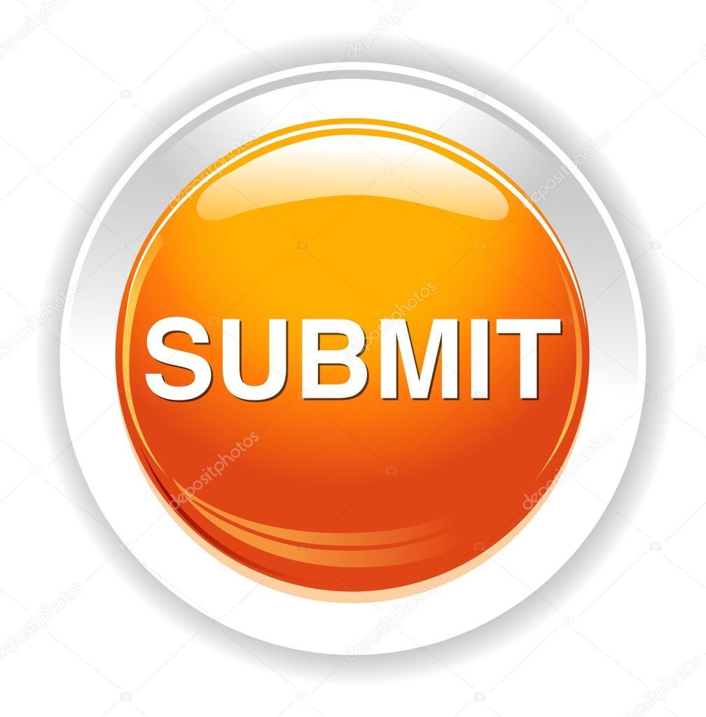 Submit button icon — Stock Vector © sarahdesign85 #70267803