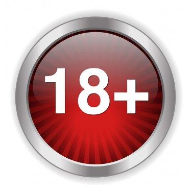 18 plus button