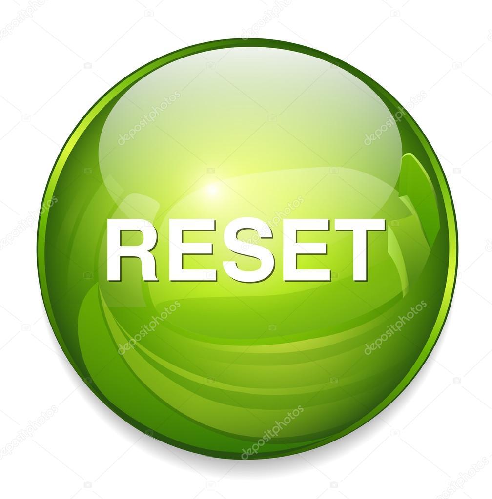 リセット ボタンのアイコン ストックベクター sarahdesign85 70280635