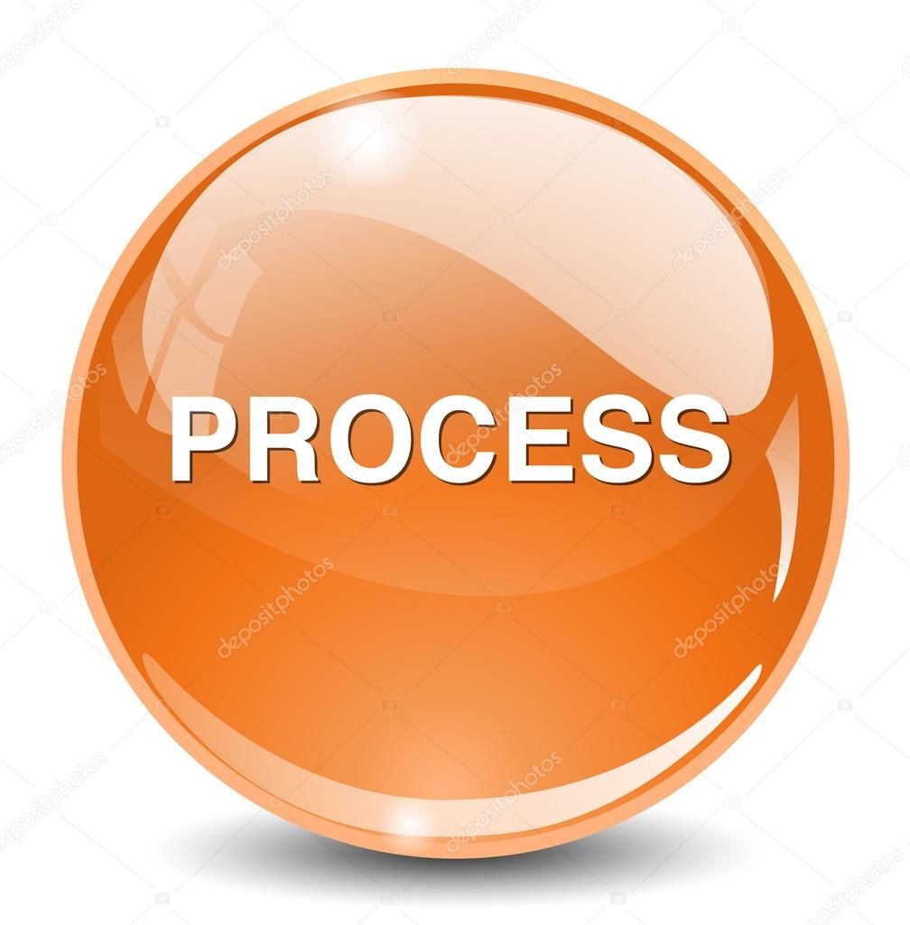 Icono del bot n proceso vector de stock sarahdesign85 for Icono boton