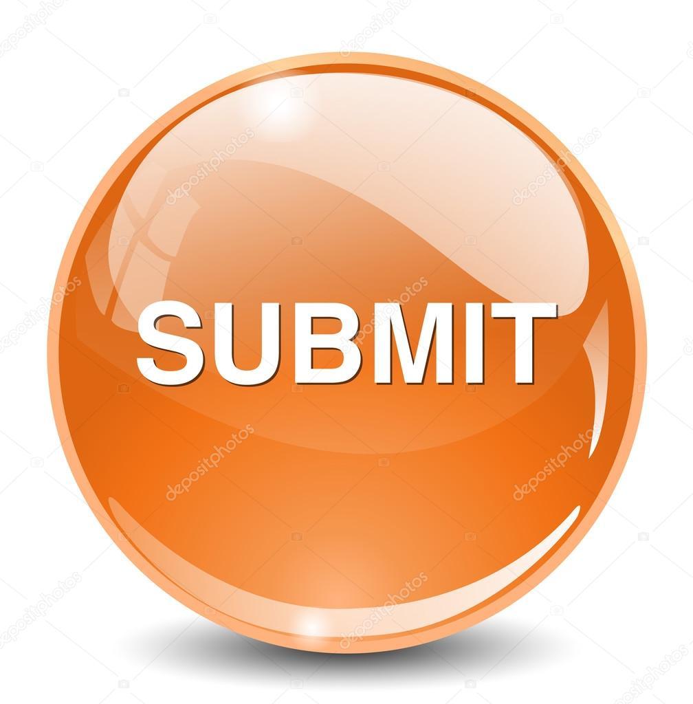 Submit button icon — Stock Vector © sarahdesign85 #70298549
